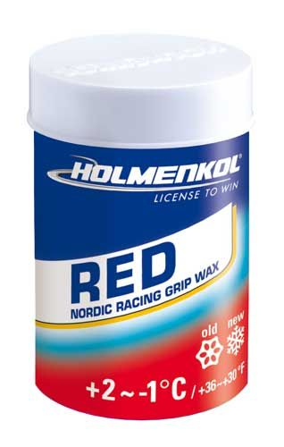 Holmenkol Red pitovoide