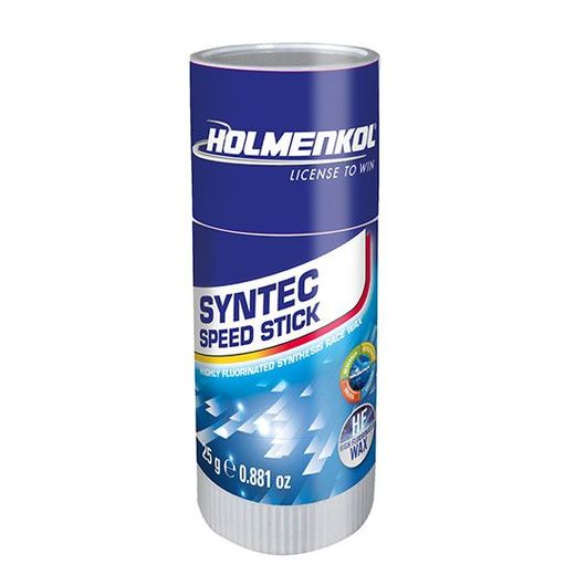 Holmenkol Syntec Speed Stick 25g fluoripinnoite