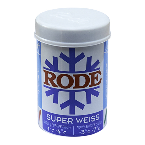 Rode Super Weiss pitovoide
